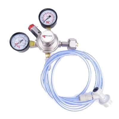 FKRV GPSBL 101 - FKRV-19 Fermentation stainless steel keg with pressure relief valve 19 liters 9 bar - pfk, kegs, keg, hft, hft-fermentation-tanks