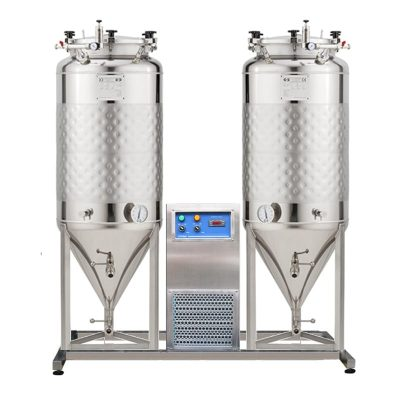 FUIC-SNP with non-insulated fermenters 0.0bar