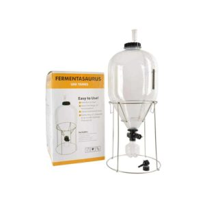 PCF-35SK : Fermentasaurus SK 35L starter kit : PET conical fermenter tank 35 liters 2.4 bar