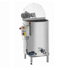 HMHT-1000 Mixing homogenizing tank for 1000 kg of honey