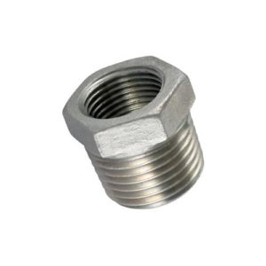 PF-PR10M34F-SS Pipe Reducer G1″M G3/4″F Stainless steel