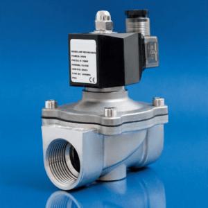 STTC-SV15-24VS Solenoid valve 1/2″ (DN15) 24VAC, Stainless steel