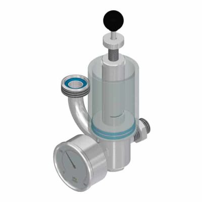 PAA : Pressure adjusting apparatus