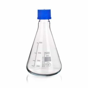 YSB-3 Yeast storage beaker 3 liters 5-pack