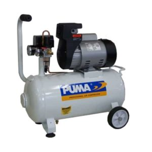 ACO-8M Air compressor 8 m3/hour with filtration & pressure tank