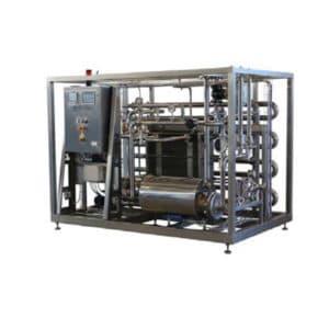 PFL-2000 : Flow-through pasteuriser 2000L/hr