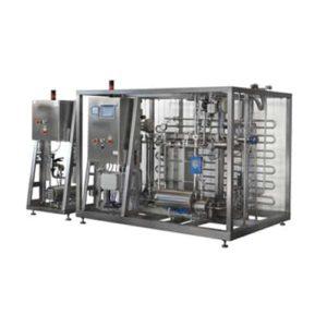 BFP-1500 | Flow-through pasteuriser 1500 liters/hr
