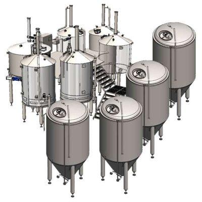 Breworx Oppidum breweries