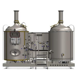 MODULO CLASSIC 500 : Wort brew machine – the brewhouse