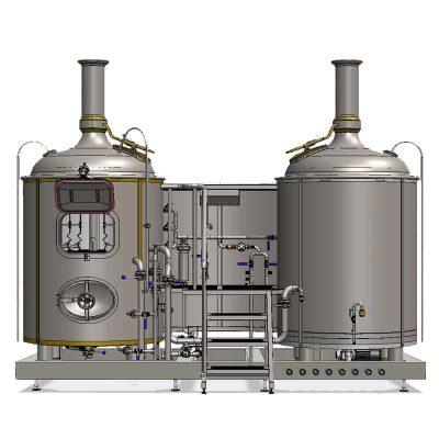 BHM : Wort brew machines MODULO