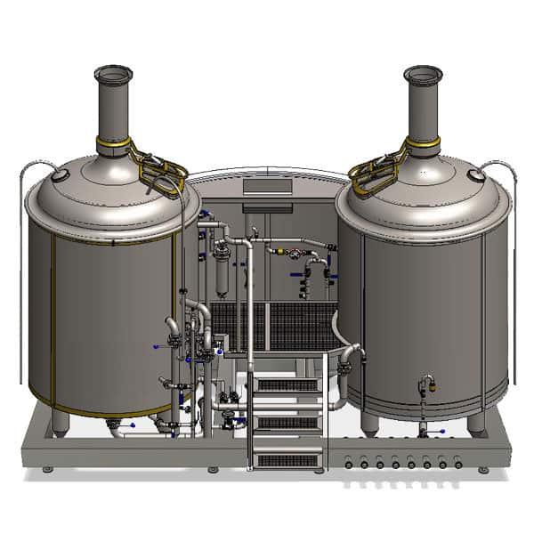 brewhouse breworx modulo liteme 500 002 600 - MODULO LITE-ME 500 : Wort brew machine - the brewhouse - bwm-bhm, bhm