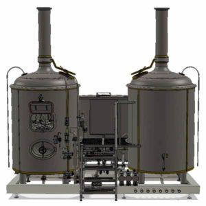 MODULO CLASSIC 1000 : Wort brew machine – the brewhouse