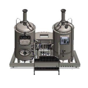MODULO CLASSIC 250 : Wort brew machine – the brewhouse