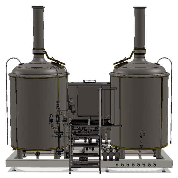 brewhouse modulo liteme 1000 01 1 - MODULO LITE-ME 1000 : Wort brew machine – the brewhouse - bwm-bhm, bhm