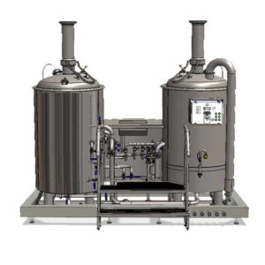MODULO LITE-ME 250 : Wort brew machine – the brewhouse