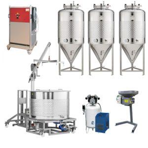 BREWMASTER breweries