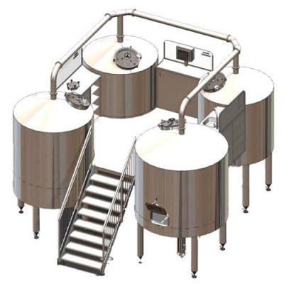 BQD - Wort brew machines QUADRANT