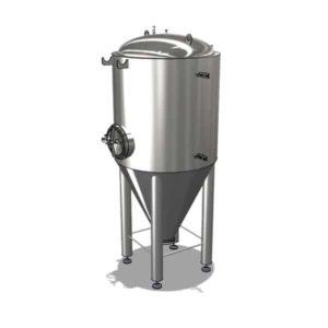CCTM-500BT  Modular cylindrically-conical fermentation tank 500/600 L – Basic tank