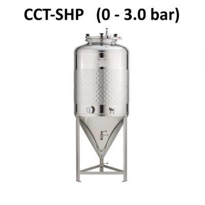 CCT-SHP Simplified high-pressure fermenters