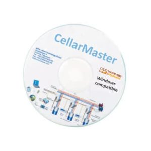 CMSWP CellarMasterSW hardware and software pack