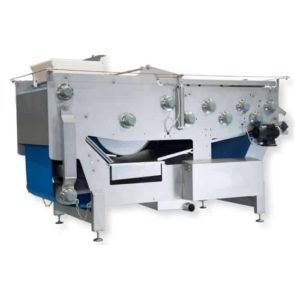FBP-2400-A : Fruit belt press 2400 kg/hour