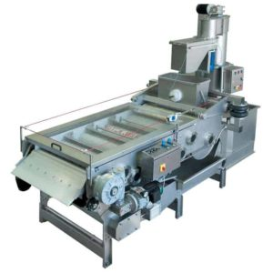 FBP-3500-A : Fruit belt press 3500 kg/hour