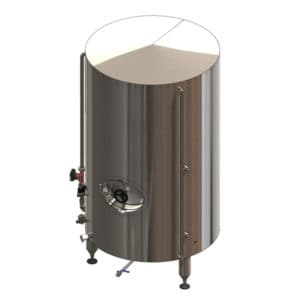 HWT-2000 Hot water tank 2000 liters