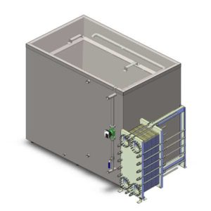 ICWT-10000 Industrial cooling water tank 10000 liters