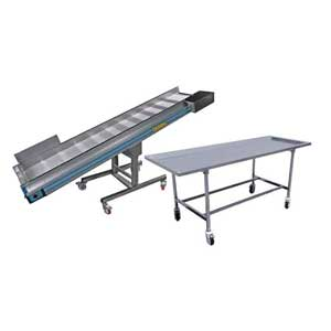 Fruit handling equipment