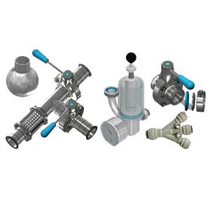 Tank equipment & fittings