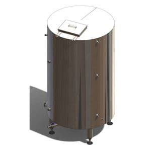 ITWT-4000 Ice treated water tank 4000 liters