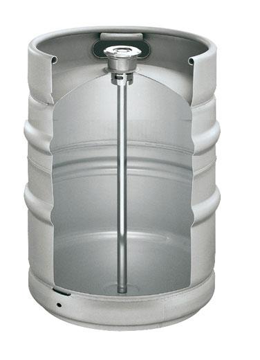 keg 30 rez 01 - KEG-50-EURO : Stainless steel beer barrel KEG 50 liters EURO - kegs, keg
