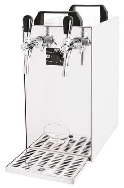 kontakt 40 big - DBCS-40xCO Compact Beer Cooling System / CO2 valve  / without compressor - dbdc