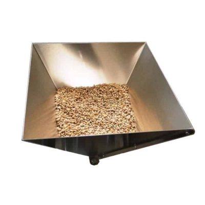 MSH : Malt storage hoppers