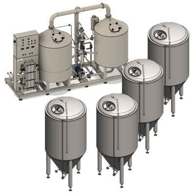 Breworx Lite-ECO brewery