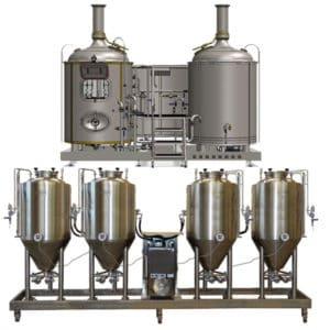 Brewery Modulo Classic 500