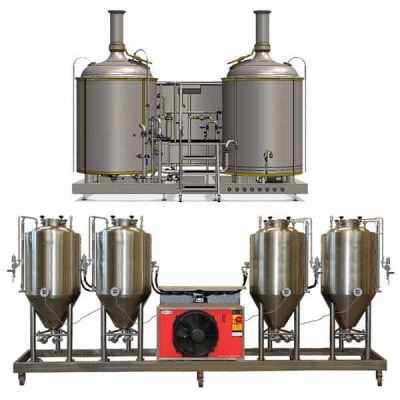 BML-0501: fermentors 500 L