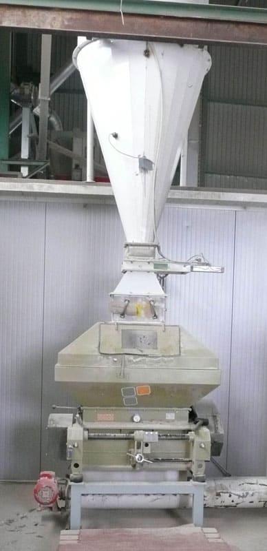 mm 10000 brewery 01 - MMR-900 : Malt mill - machine to squeezing of malt grains, 37kW 6000-8000 kg/hr - wide rollers - malt-mills-crushers