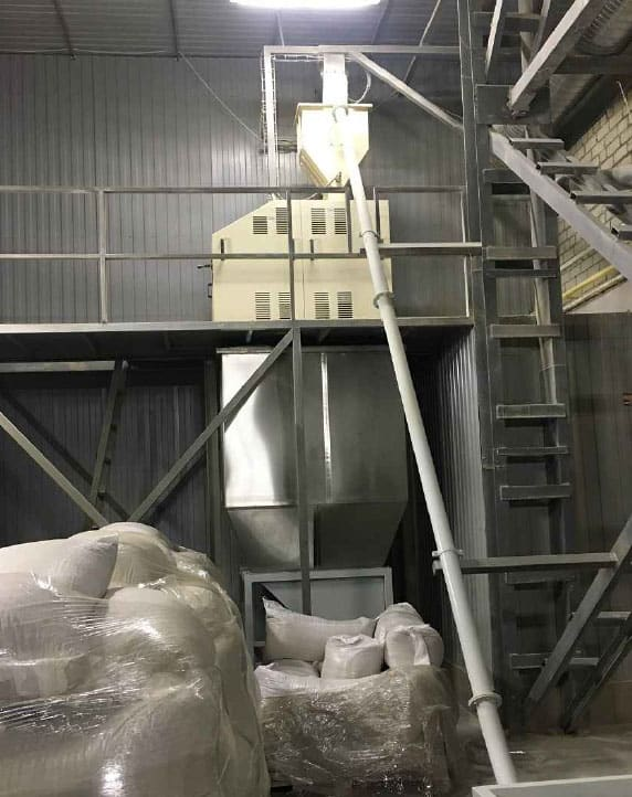 mmr 1200 3 - MM-1200-4R : Malt mill - machine to squeezing of malt grains, 3 kW - 1200kg / hour - with four rollers - malt-mills-crushers