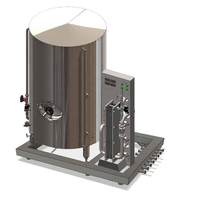 modulo wcu unit 1000 1 - MODULO CLASSIC 250 : Wort brew machine – the brewhouse - bwm-bhm, bhm
