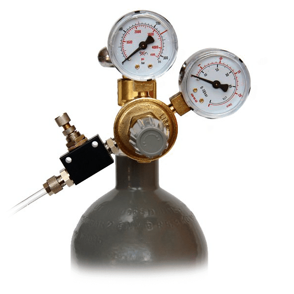 reduction valve co2 - FKRV-19 Fermentation stainless steel keg with pressure relief valve 19 liters 9 bar - pfk, kegs, keg, hft, hft-fermentation-tanks